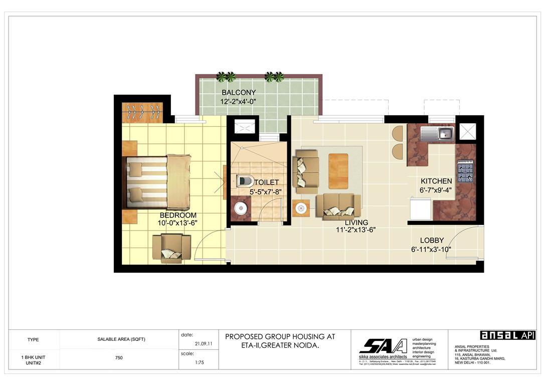Ansal Sushant Serene Residency 9015128128 Greater Noida