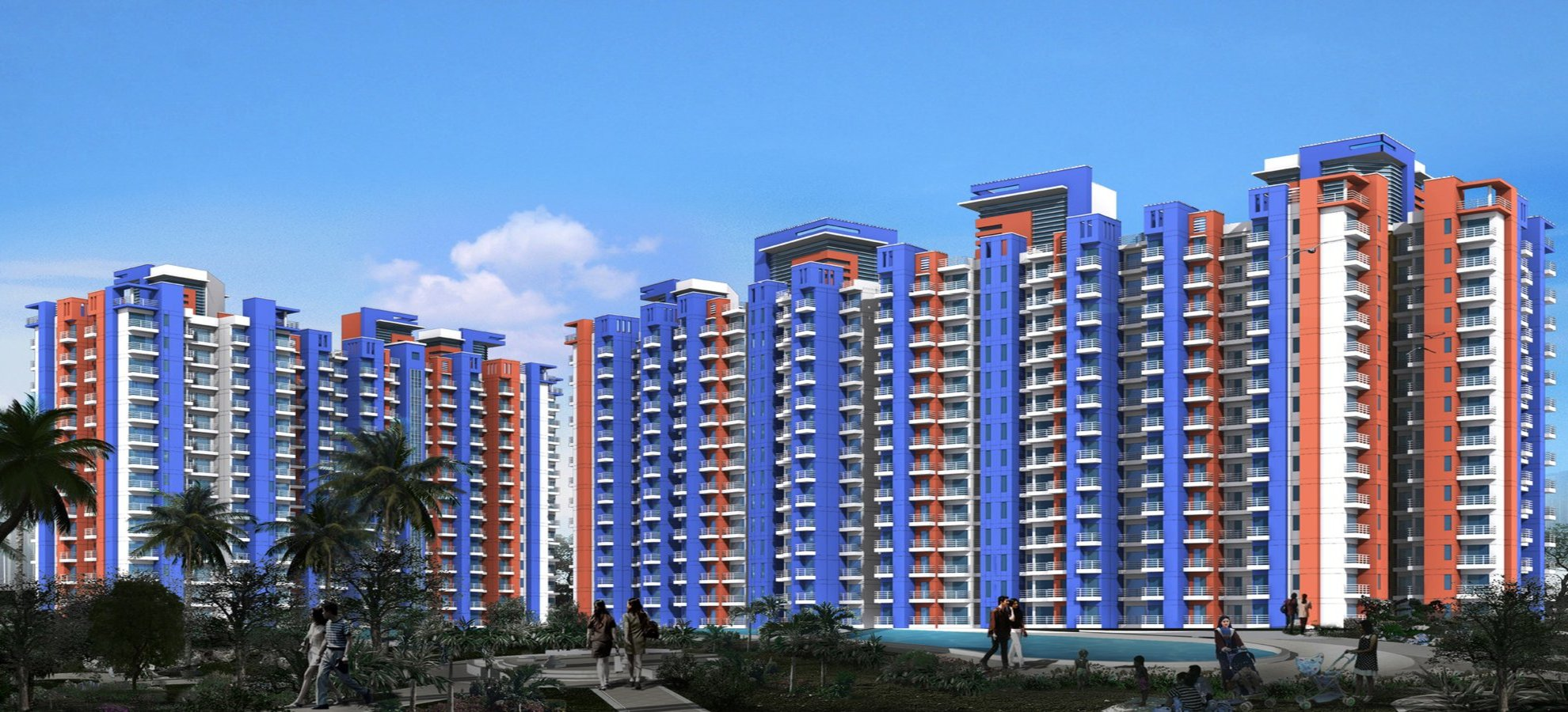 Anthem French Noida Extension