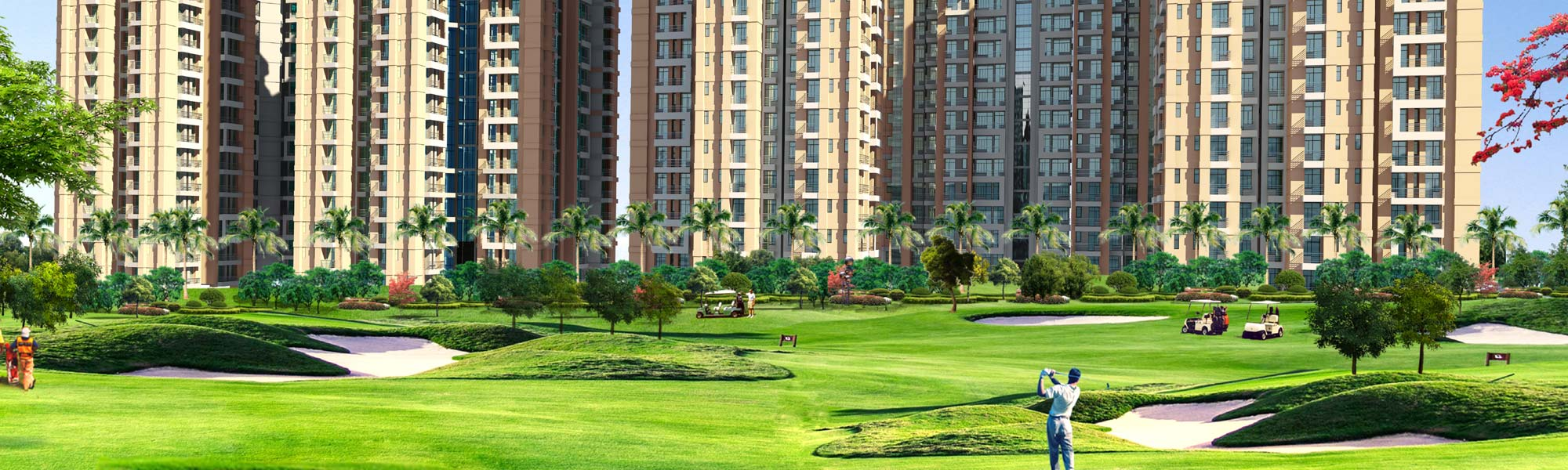 Amrapali Golf Homes Noida Extension