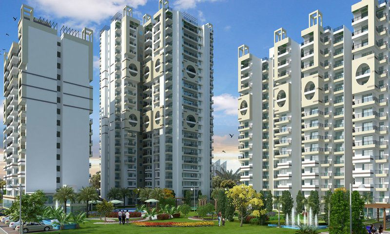 Modern Residence in Noida Extension