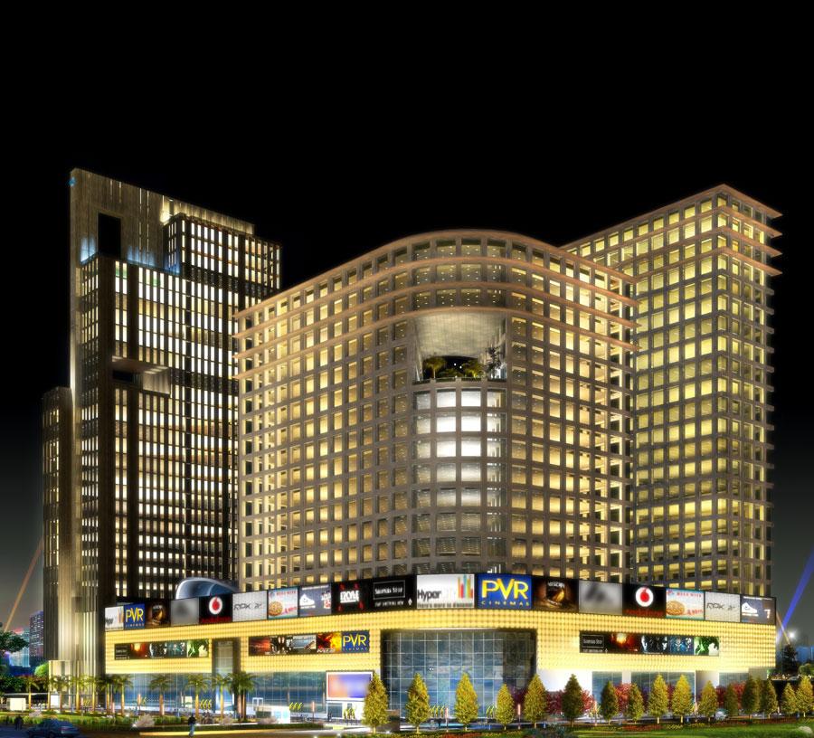 Logix City Center Sector-32 Noida
