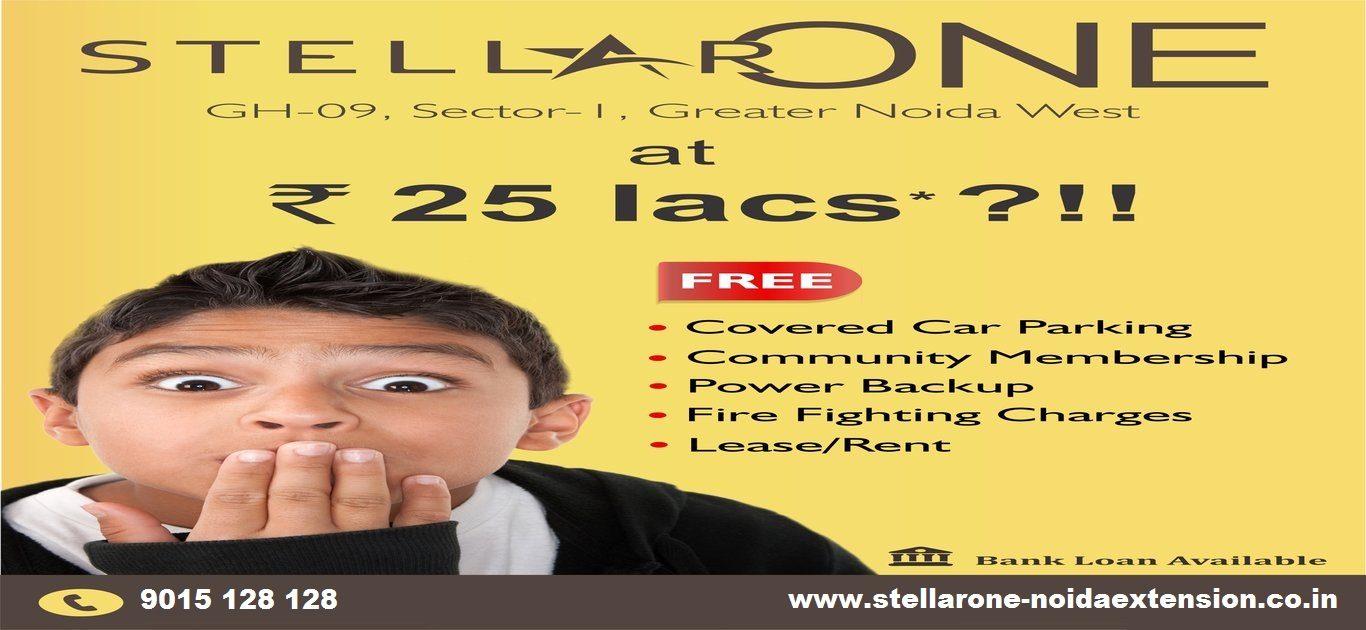StellarOne Noida Extension
