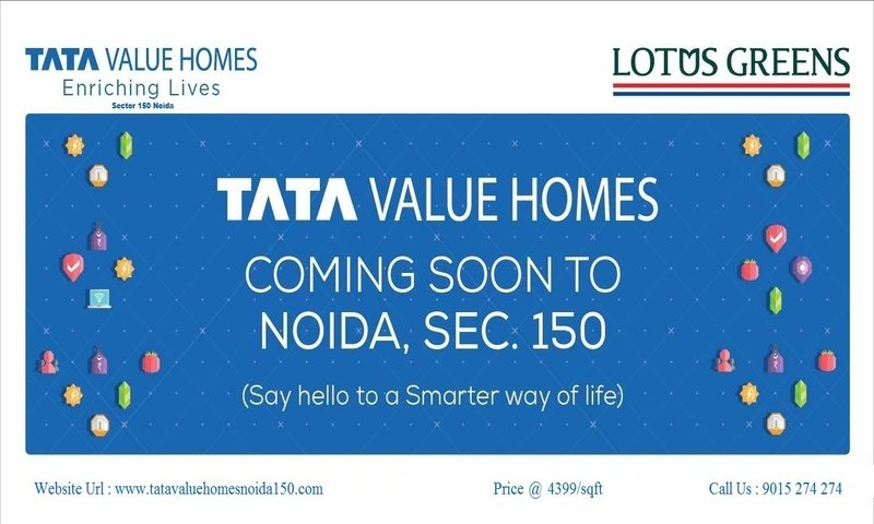 TATA Value Homes Noida Sector-150